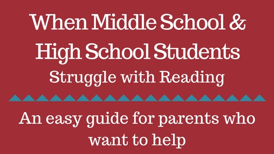 older children reading struggle blog graphic